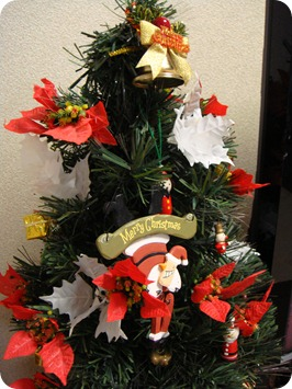 クリスマス準備開始!!